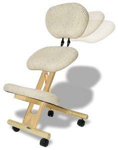 Test et avis complet chaise ergonomique genoux Cinius Linmagner