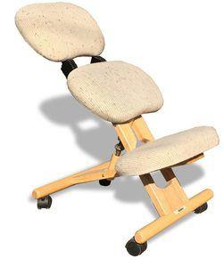 Test et avis complet chaise ergonomique genoux Cinius LINERGNAT