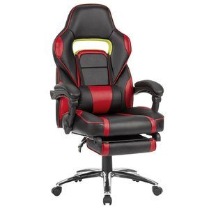 Test et avis complet chaise ergonomique gaming gameur langria racing