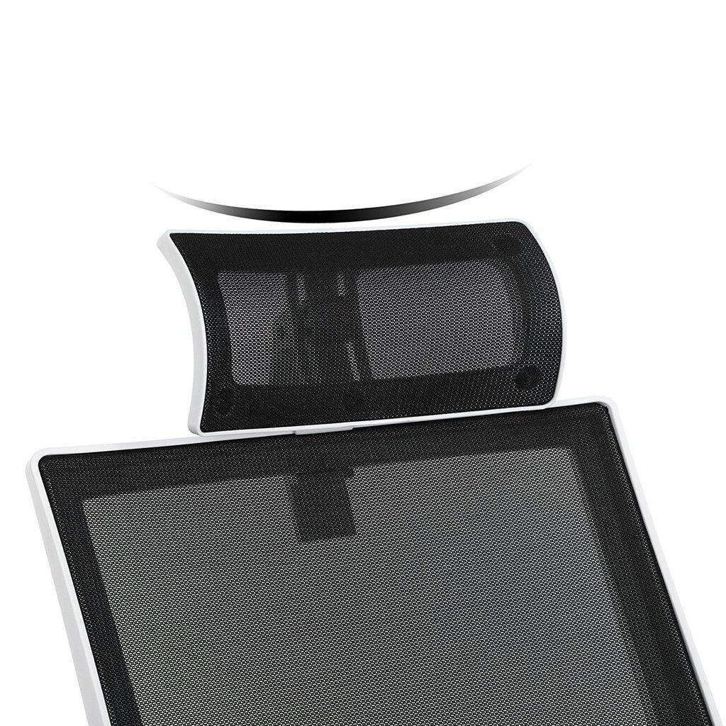 Test et avis complet chaise ergonomique bureau songmics obn85w